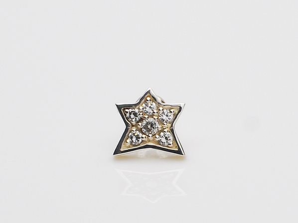 .LUCKY STAR PIERCE.