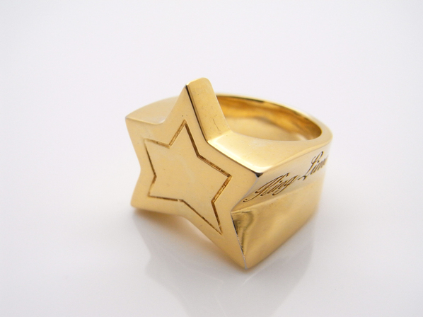 .KING STAR RING/G.P.