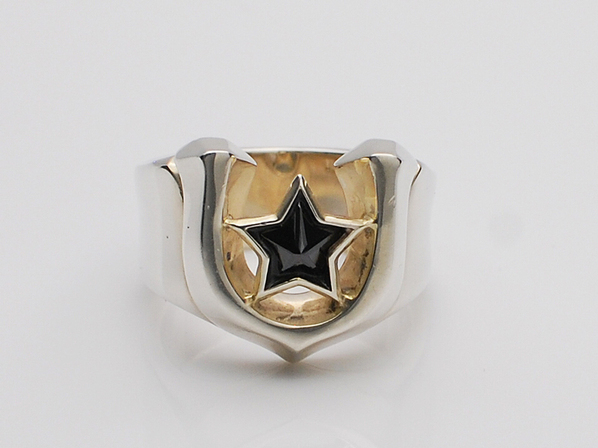 .CLASSIC STAR RING.