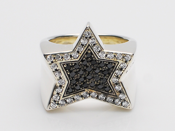 .KING STAR RING.