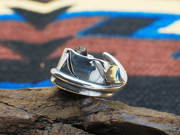 .WING FEATHER RING(M).