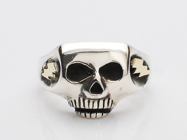 JIM SKULL RING/Jim Jarmusch Special Model