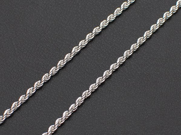 FRENCH ROPE CHAIN 40/45cm