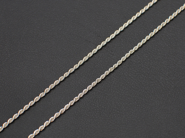 FRENCH ROPE CHAIN 30/45cm