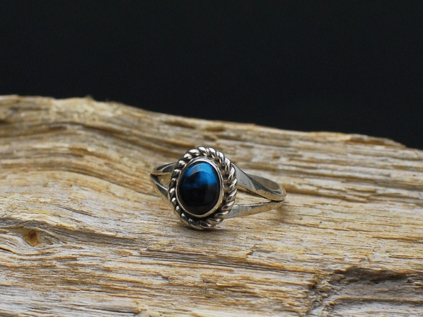 OLD BISBEE RING by Art Platero