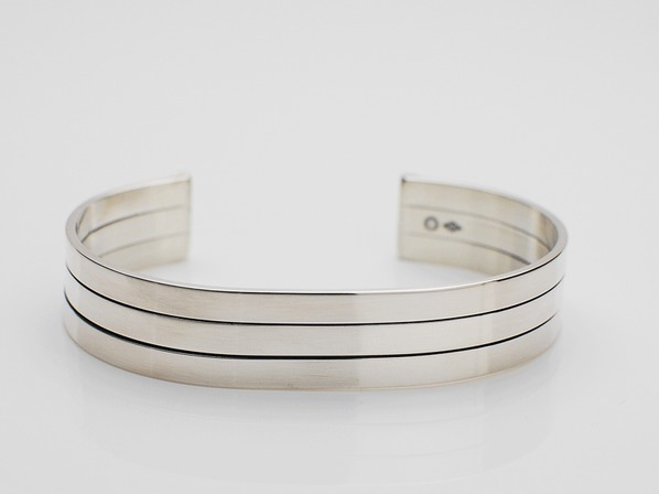 Three Line Bangle