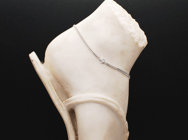 FAIRY CROSS ANKLET