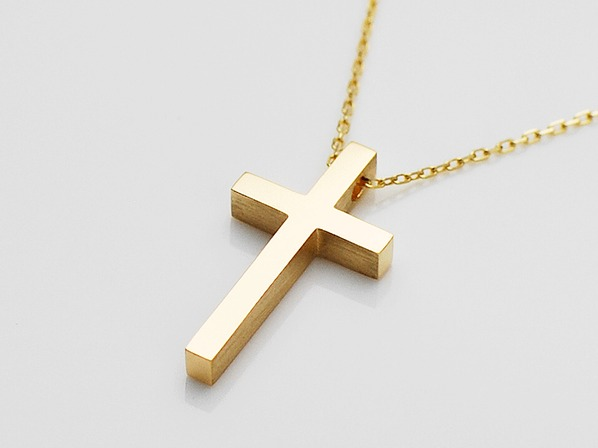 TWO ME CROSS NECKLACE(S)