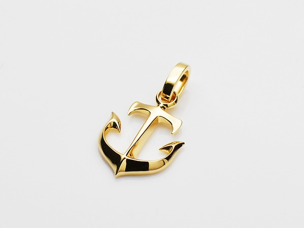 ANCHOR PENDANT(GP)
