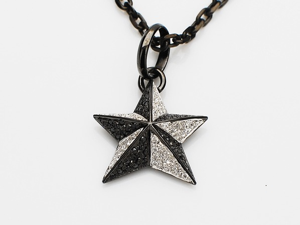 .ROCK STAR PENDANT/BKCZBCZ.