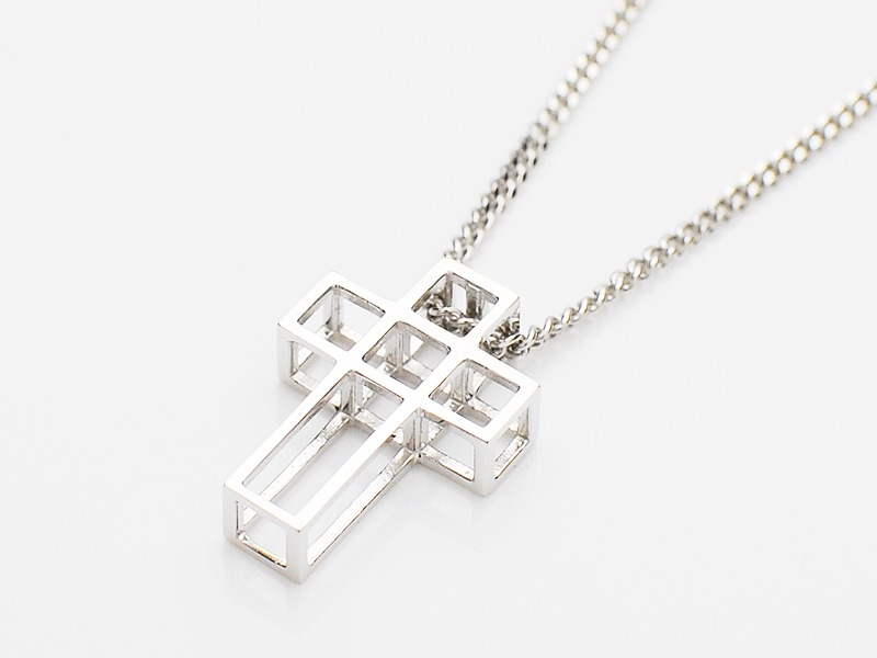C.C NECKLACE/SV