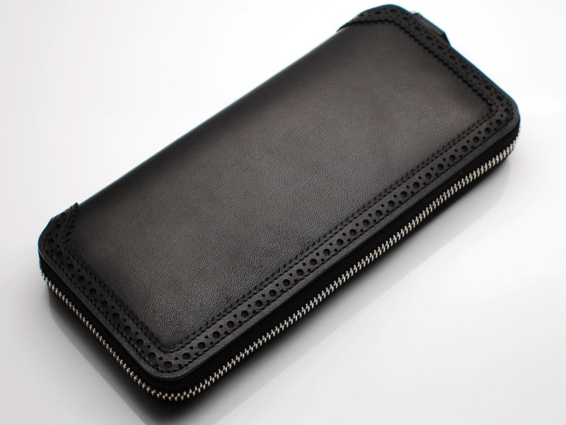 BROGUE ZIP WALLET