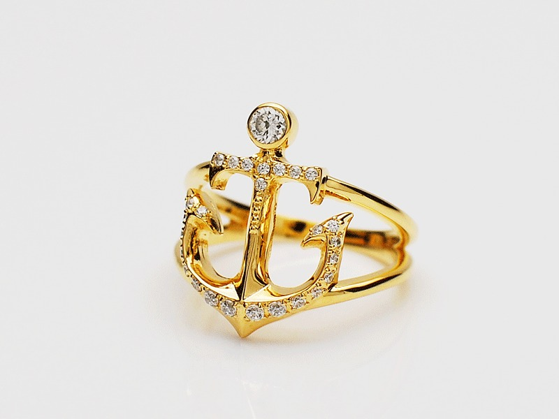 MICRO ANCHOR RING