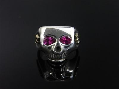 JIM SKULL RING Jim Jarmushch Typle/RE
