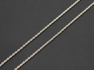 FRENCH ROPE CHAIN 30/50cm