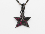 .ROCK STAR PENDANT/BKBDR.