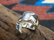 .HORSE DANCE STICK RING.