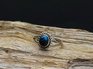 .OLD BISBEE RING by Art Platero.